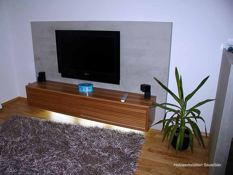 tv wand bauen raum und m beldesign inspiration. Black Bedroom Furniture Sets. Home Design Ideas