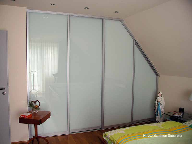 schlafzimmer ankleiden holzwerkst tten sauerbier. Black Bedroom Furniture Sets. Home Design Ideas